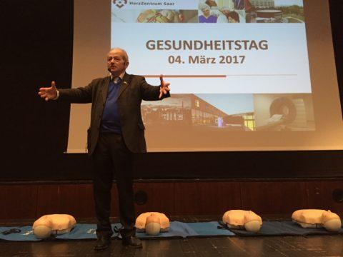 HerzGesund unterstützt das Herz-Seminar in Merzig