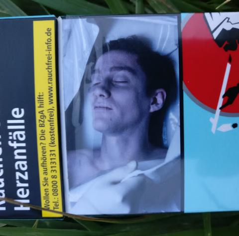 Rauchen verursacht Herzanfälle