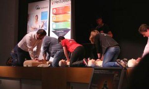 Schiffweiler lebt HerzGesund! – CardioDay in der Mühlbachhalle